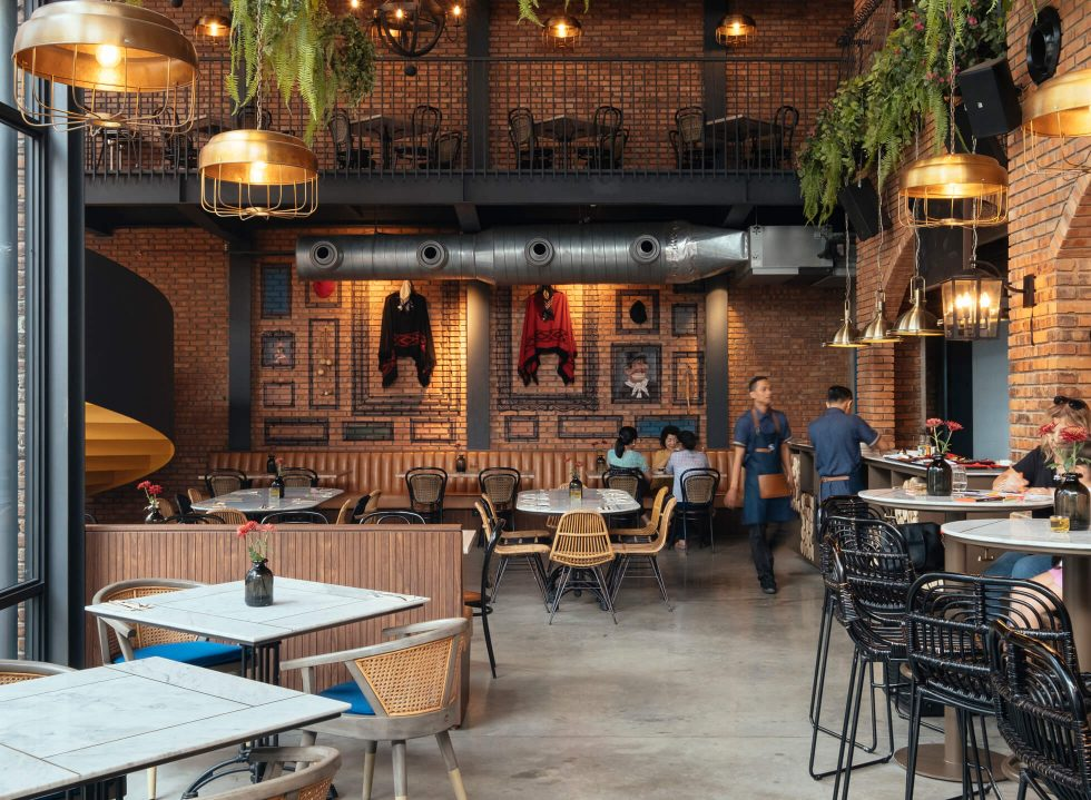 Restoran BBQ Ala Amerika di Indonesia